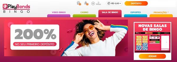 playbonds bingo online