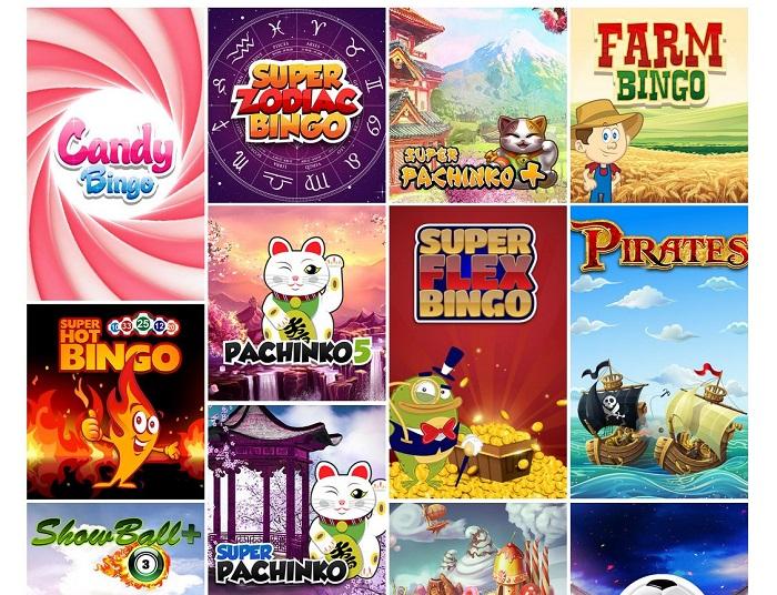 Sala Tecnologia video bingo jogos