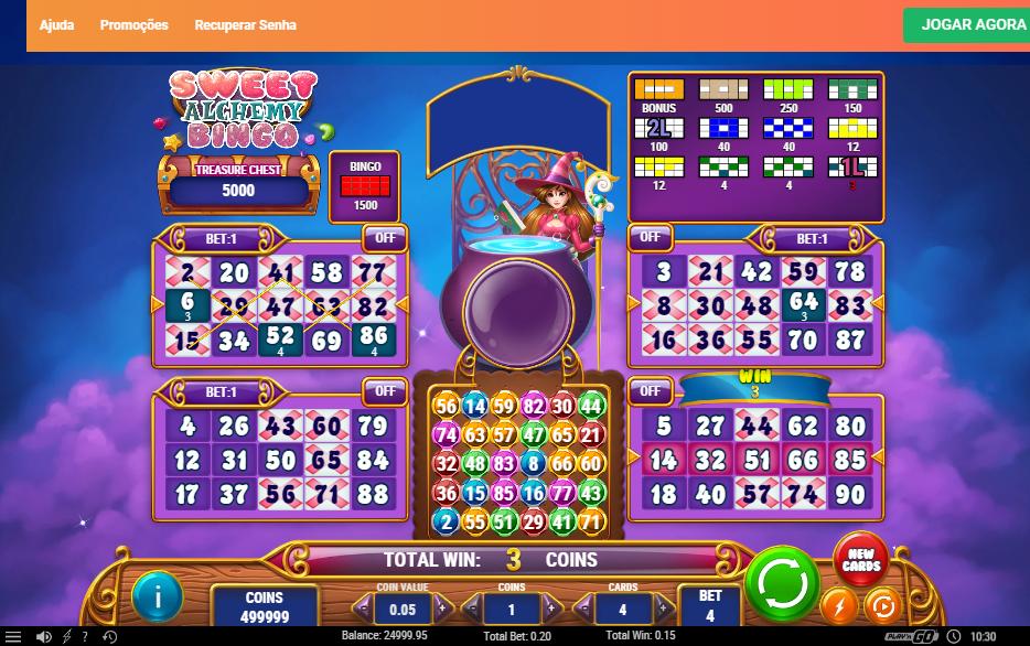 Os melhores jogos de vídeo bingo no LeoVegas