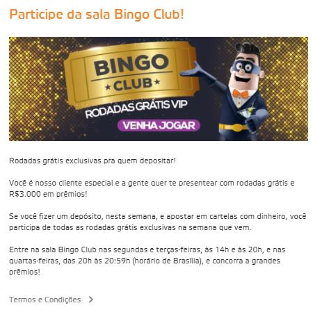 Bingo Online Betmotion