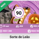 Bingo Sorte de Leão